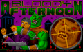 Bloody Afternoon (Amiga) Title screen.png
