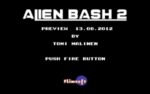 Alien Bash 2 Preview Title screen.png