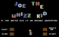 Joe the Whizz Kid Title Screen.png