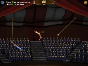 Men On The Flying Trapeze Gameplay screen.jpg