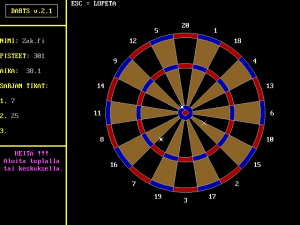 Darts Gameplay screen.png